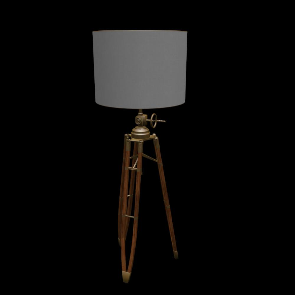 Tripod Lamp Design Decorate Your Room
