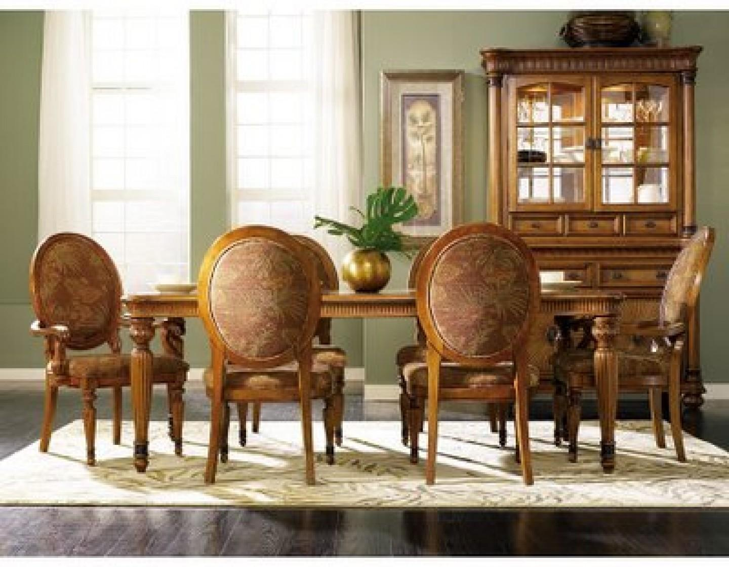 Tropical Dining Room Chairs Alliancemv