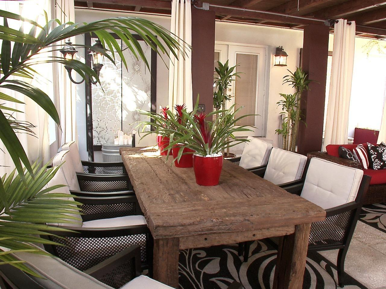 Tropical Dining Room Decorating Ideas Southern Living