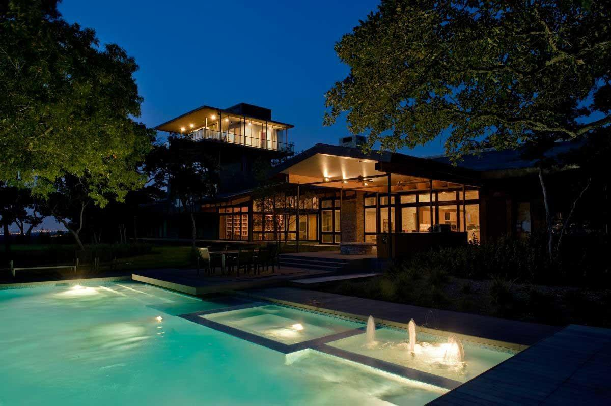 Tropical House Plans Modern Colors Decorating