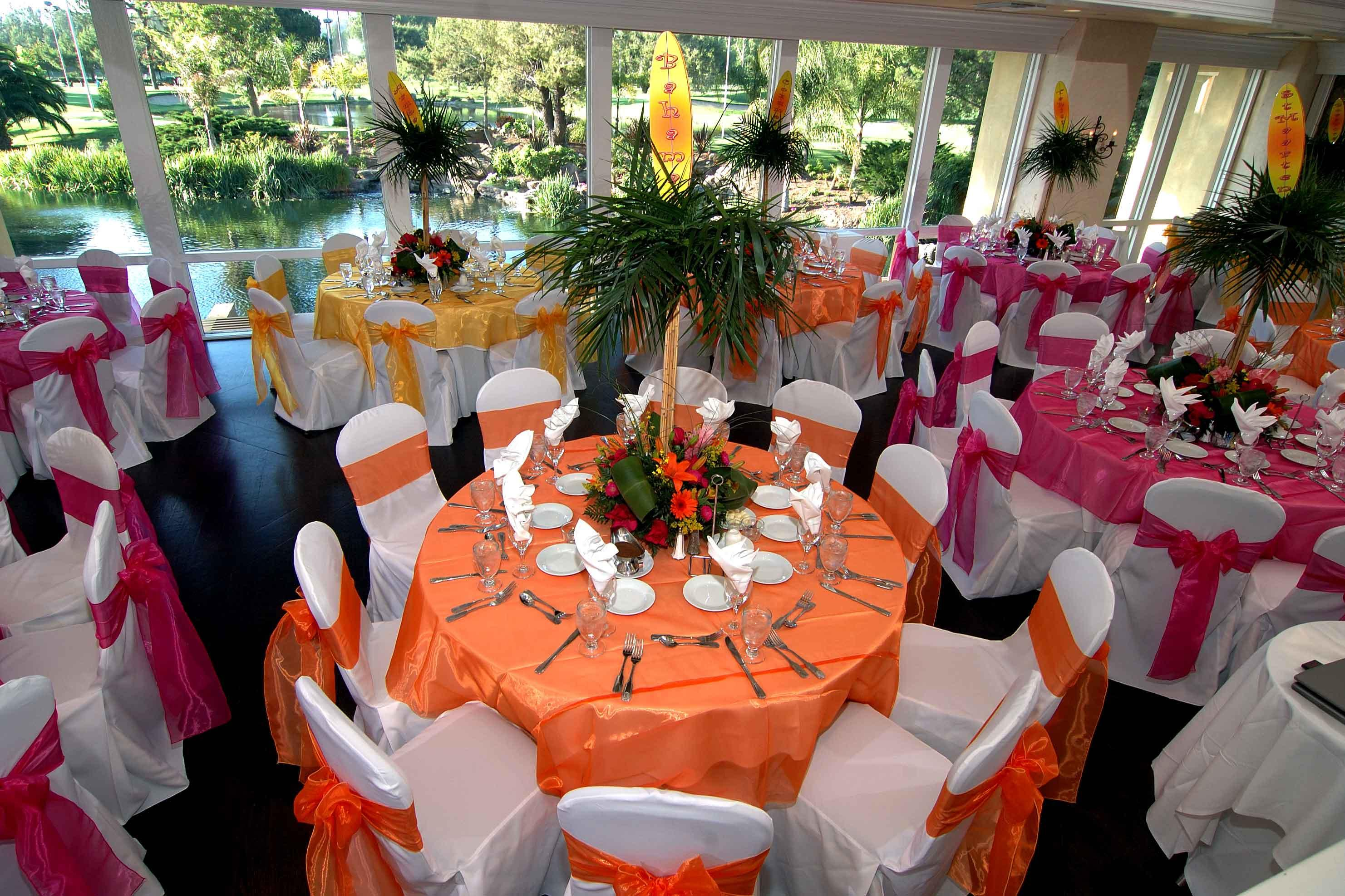 Tropical Island Party Decorating Ideas Diy Balloon Fronds