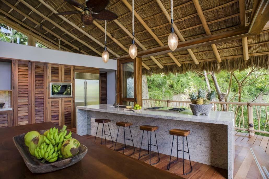 Tropical Treehouse Oasis Overlooking Mexican Jungle