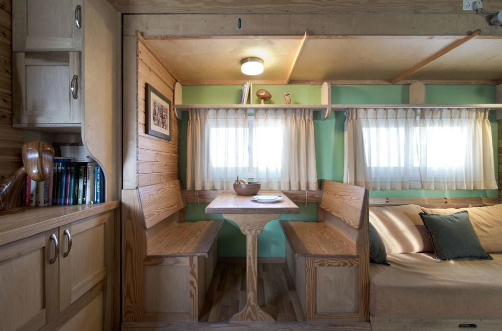 Truck Home Ingenious Israeli Turns Into Exquisite