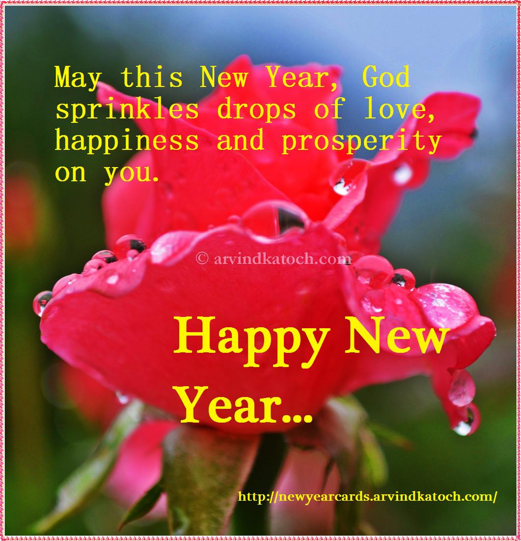True Pic New Year Cards 2017