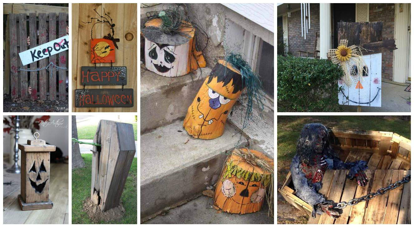 Truly Fascinating Diy Halloween Decorations Made