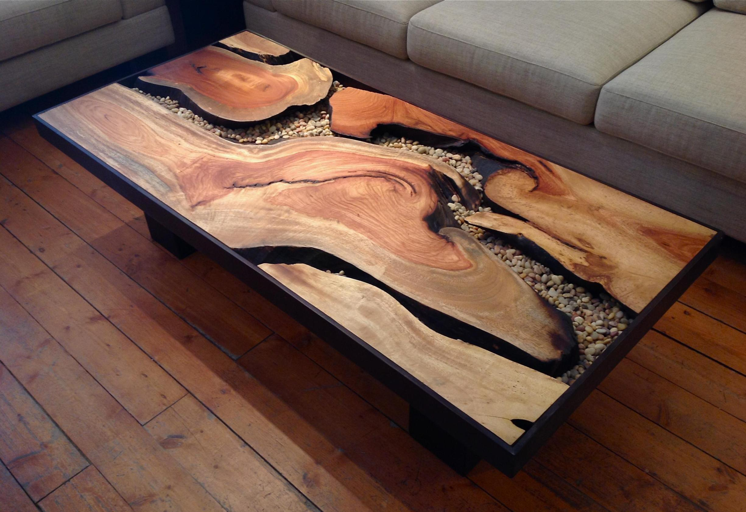 Trunk Coffee Tables Reclaimed Wood Salvaged