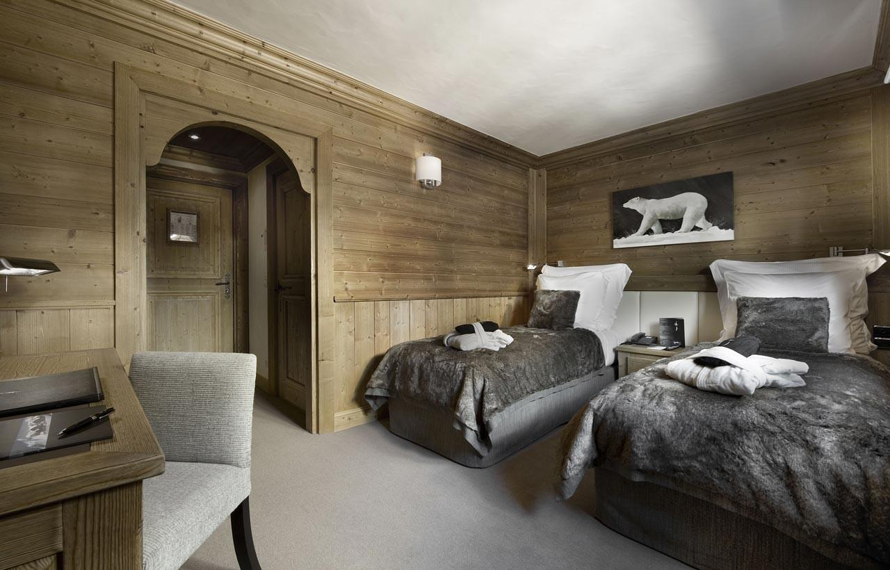 Tsuga Chalet Appartement Luxe Courchevel Vacances