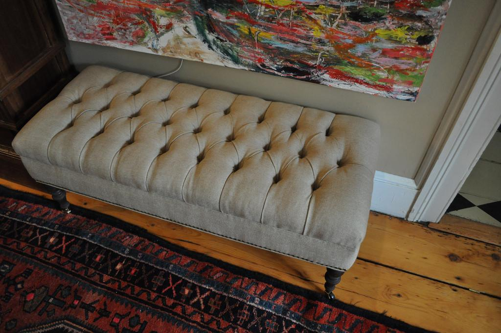 Tufted Bench Linen Find Out More Blog