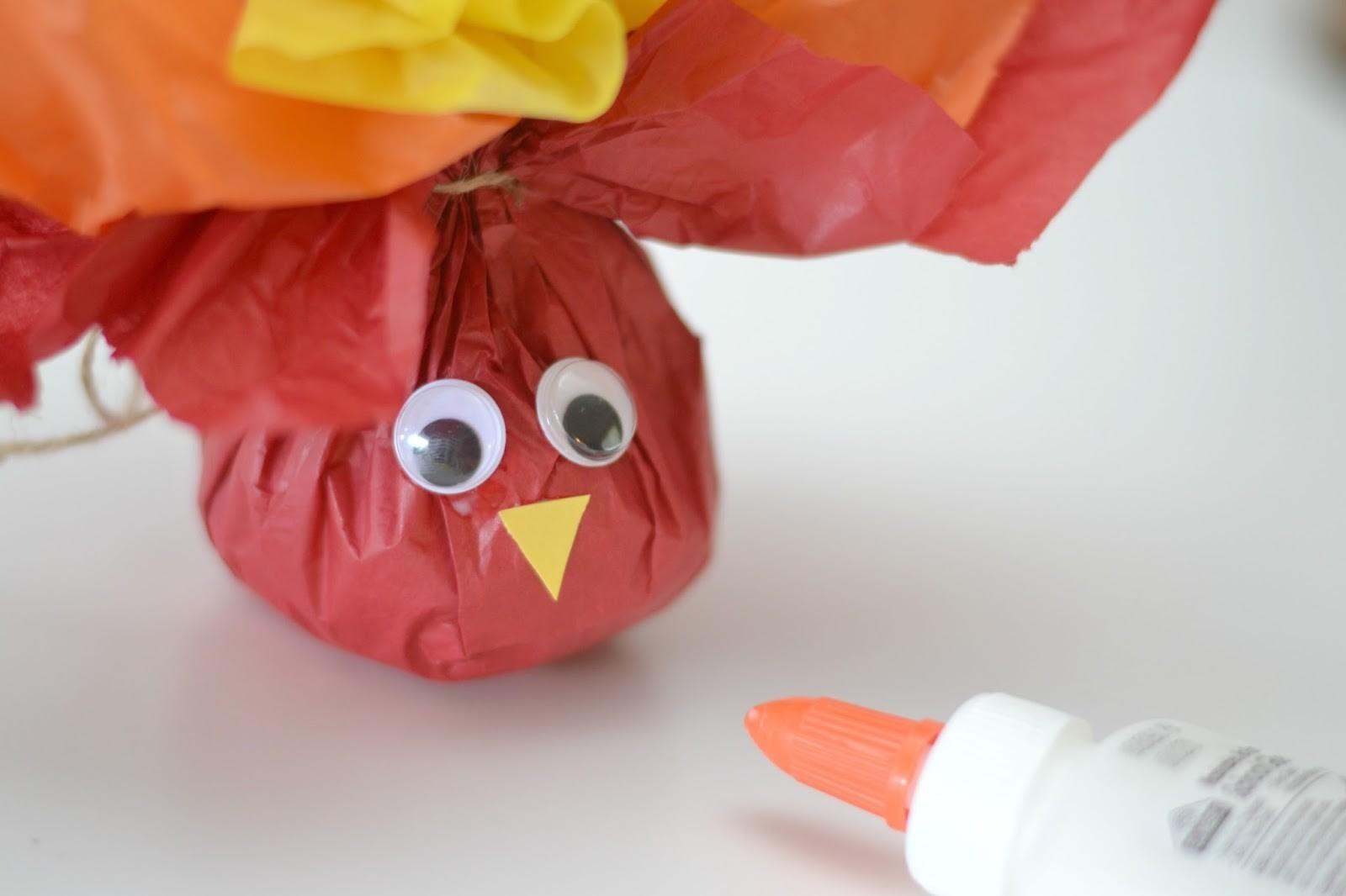Turkey Treat Bags Building Our Story
