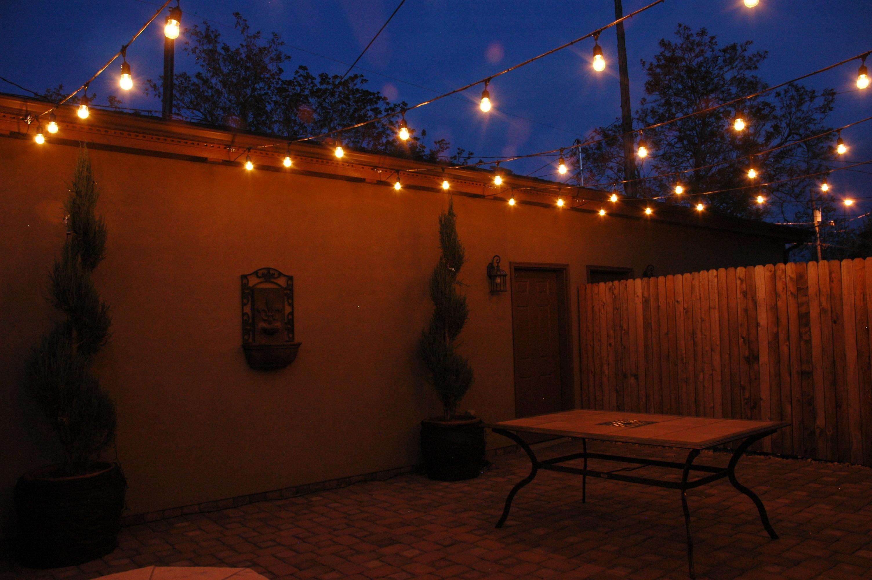Turn Your Outdoor Living Area Into Year Round Fiesta