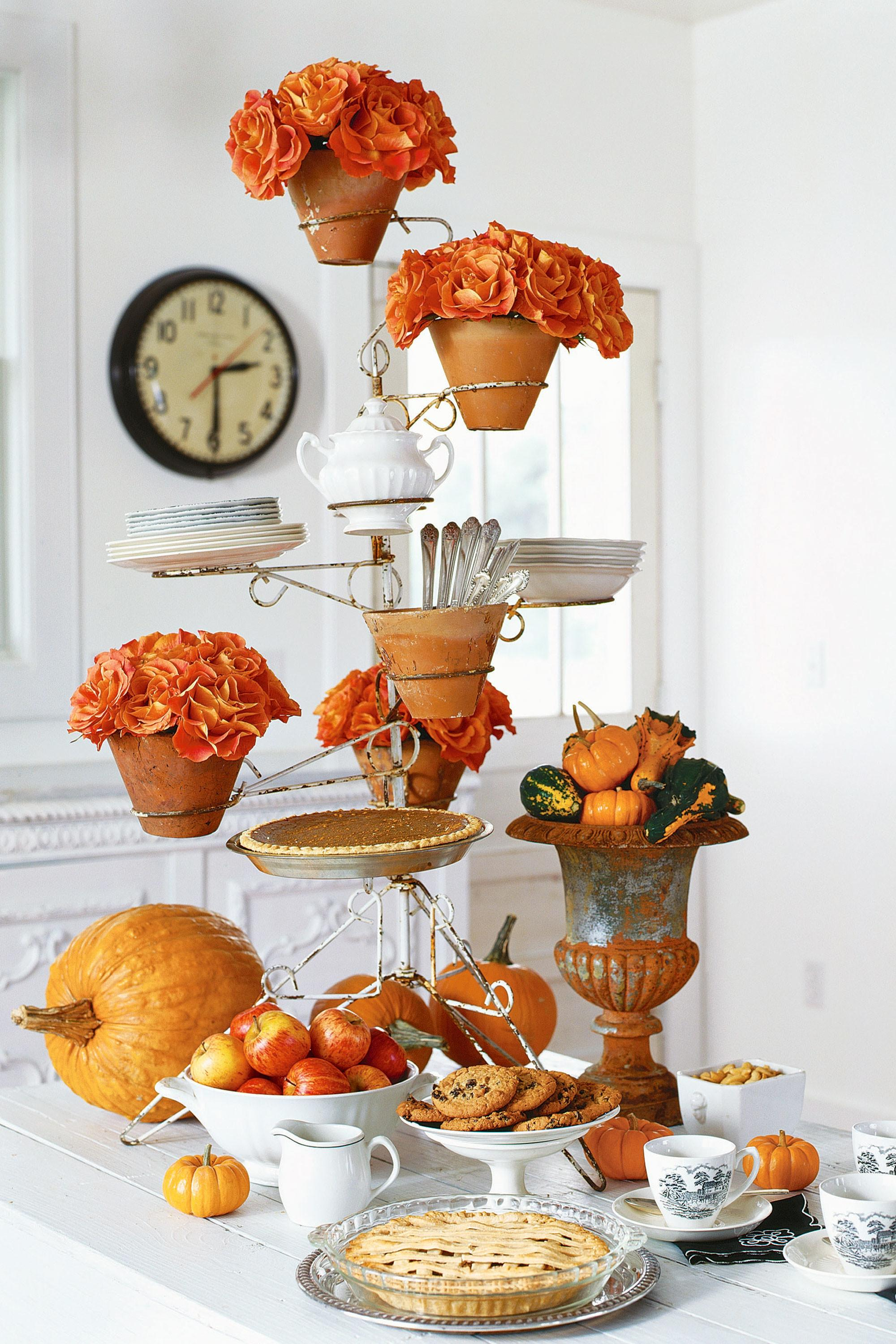 Turn Your Thanksgiving Decor Into Success