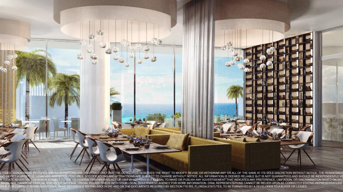Turnberry Ocean Club Miami Penthouses Sunny Isles Penthouse