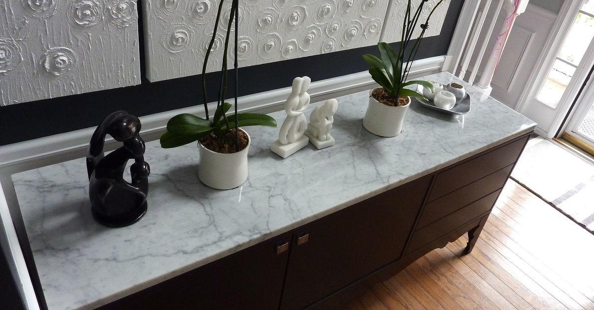 Turned Inexpensive Piece Furniture Into Fab
