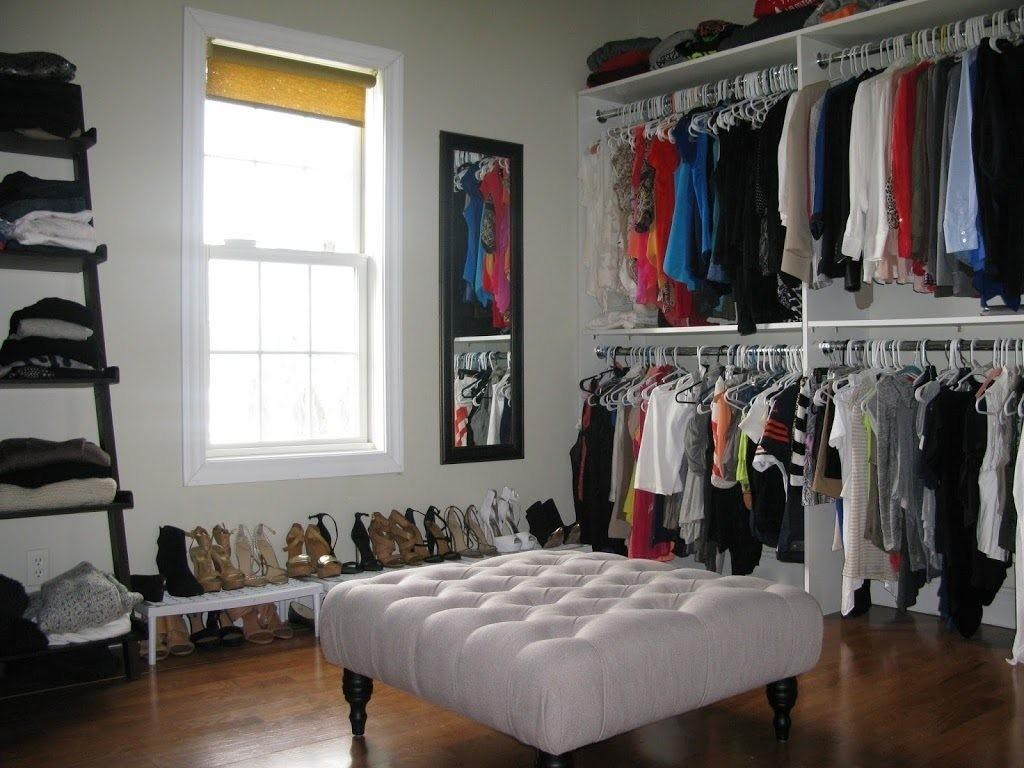 Turning Bedroom Into Closet Questions