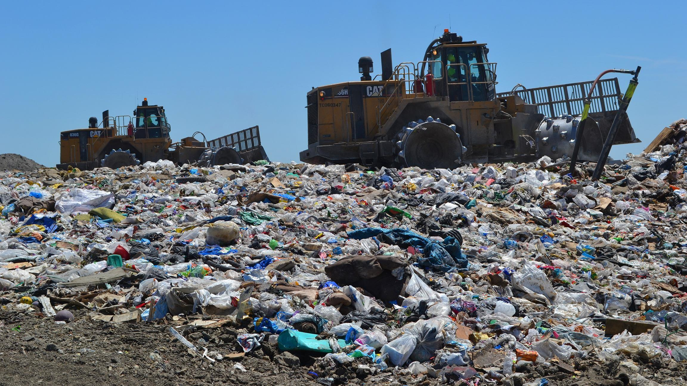 Turning Trash Into Fuel Reduces Need Landfills Study