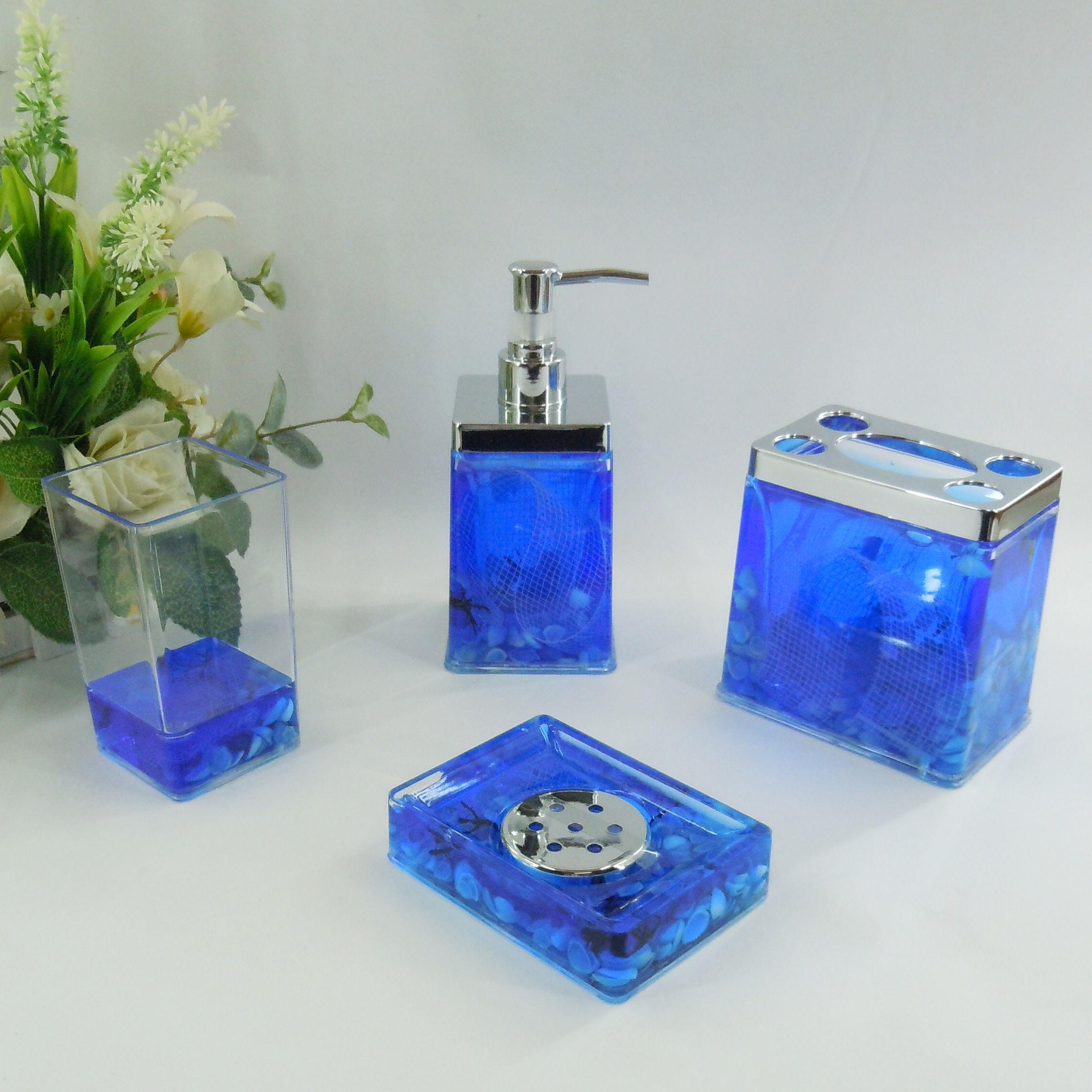 Turquoise Bathroom Accessories Sets Home Design Ideas