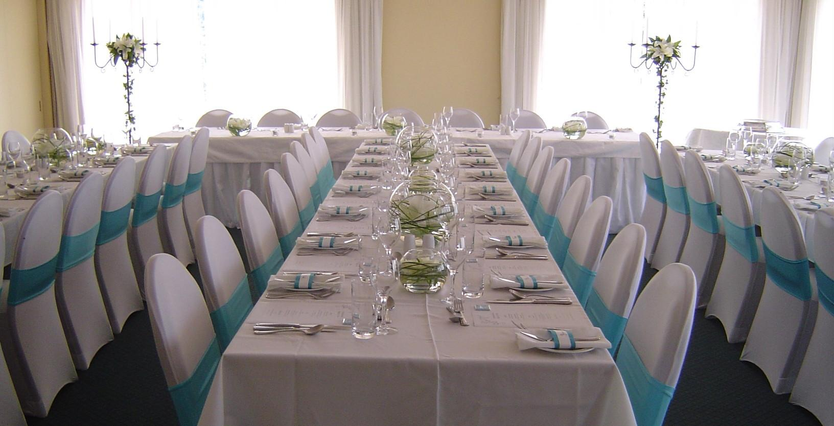 Turquoise Wedding Decorations Homemade Party Design