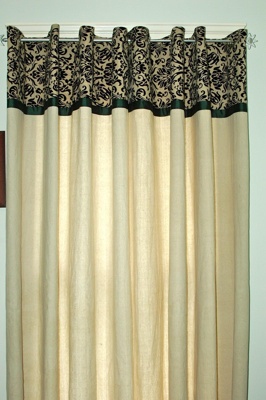 Turtlecraftygirl Diy Canvas Dropcloth Curtains