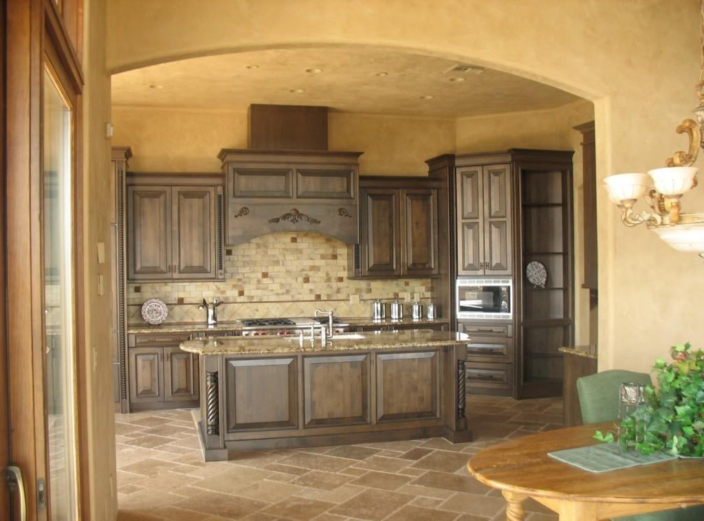 Tuscan Kitchen Design Awesome Designs