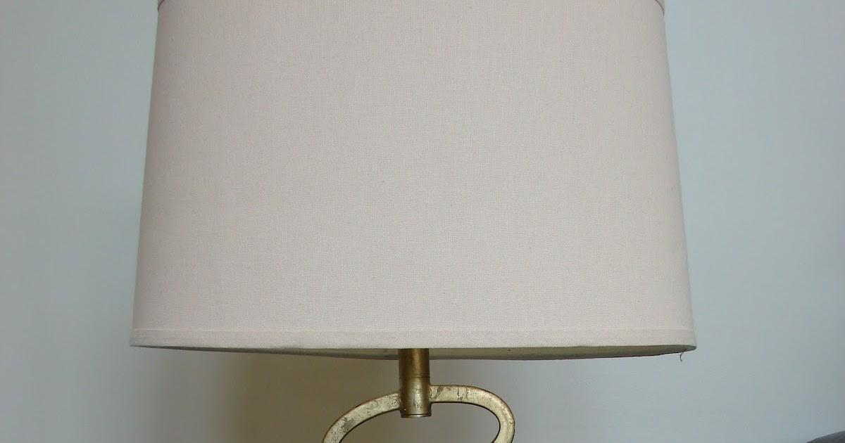 Twig Twine Nest Diy Lamp Makeover