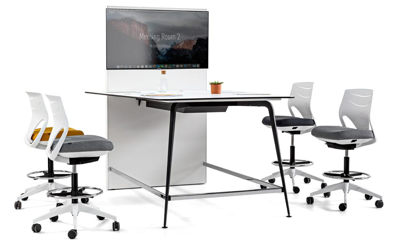 Twist Office Desking Contemporary Offices