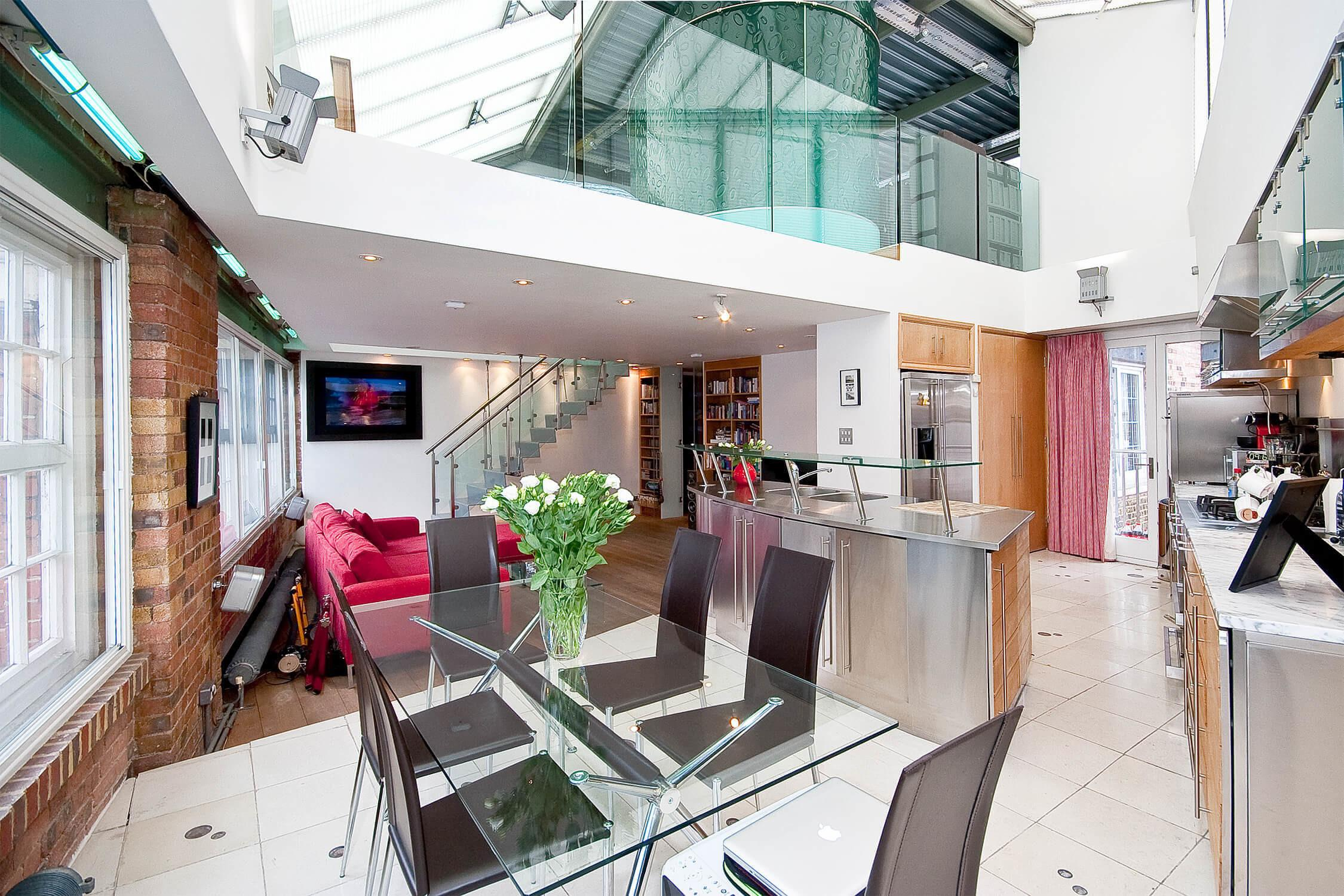 Two Bedroom Penthouse Apartment City Fringe Location