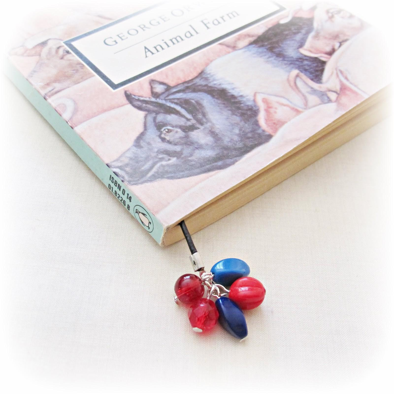 Two Cheeky Monkeys Diy Beaded Leather Book Thong