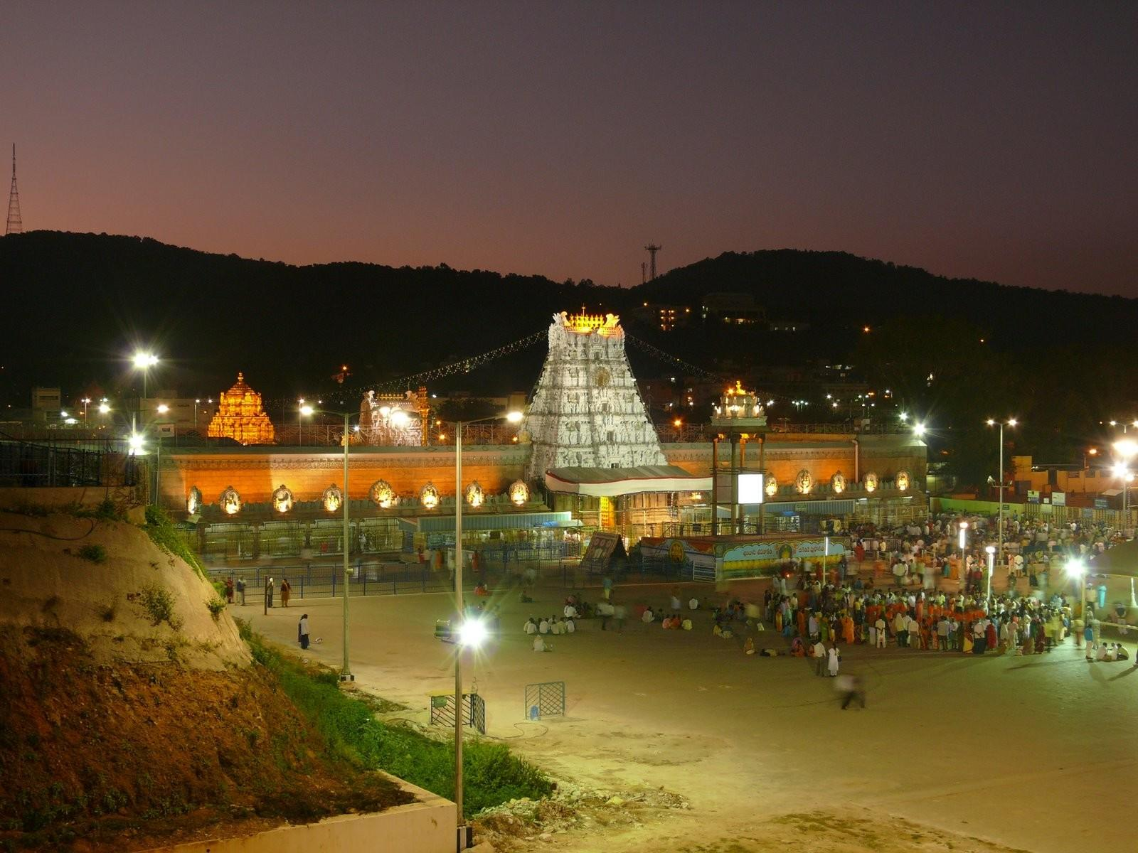 Two Day Tirupati Packages Chennai One