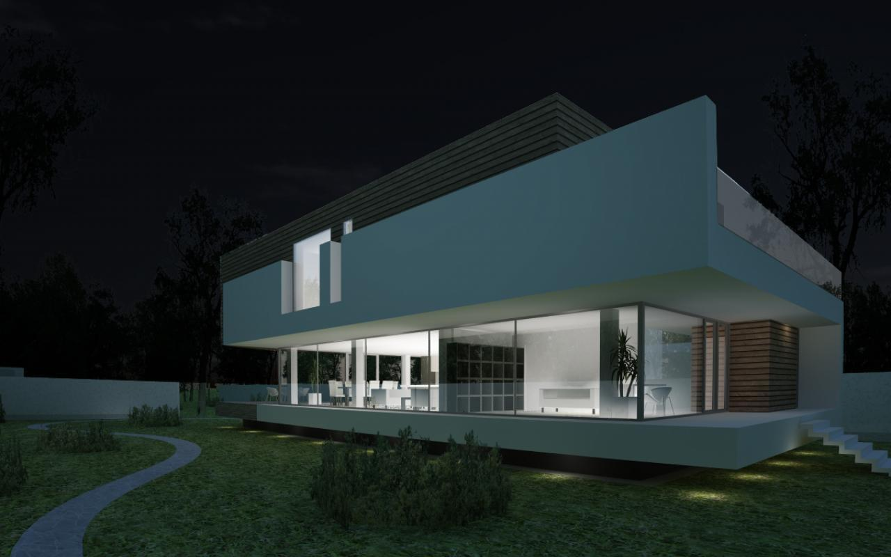 Two Family House Landsee Austria Project Cub