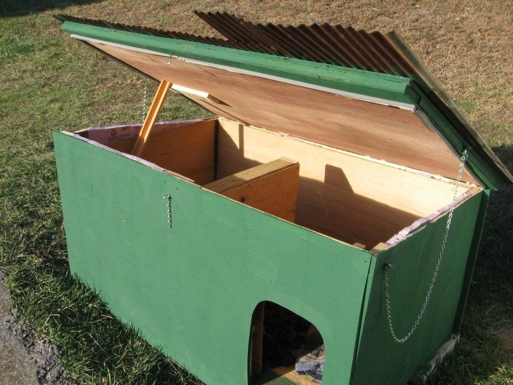 Two Room Dog House Plans Luxury Building