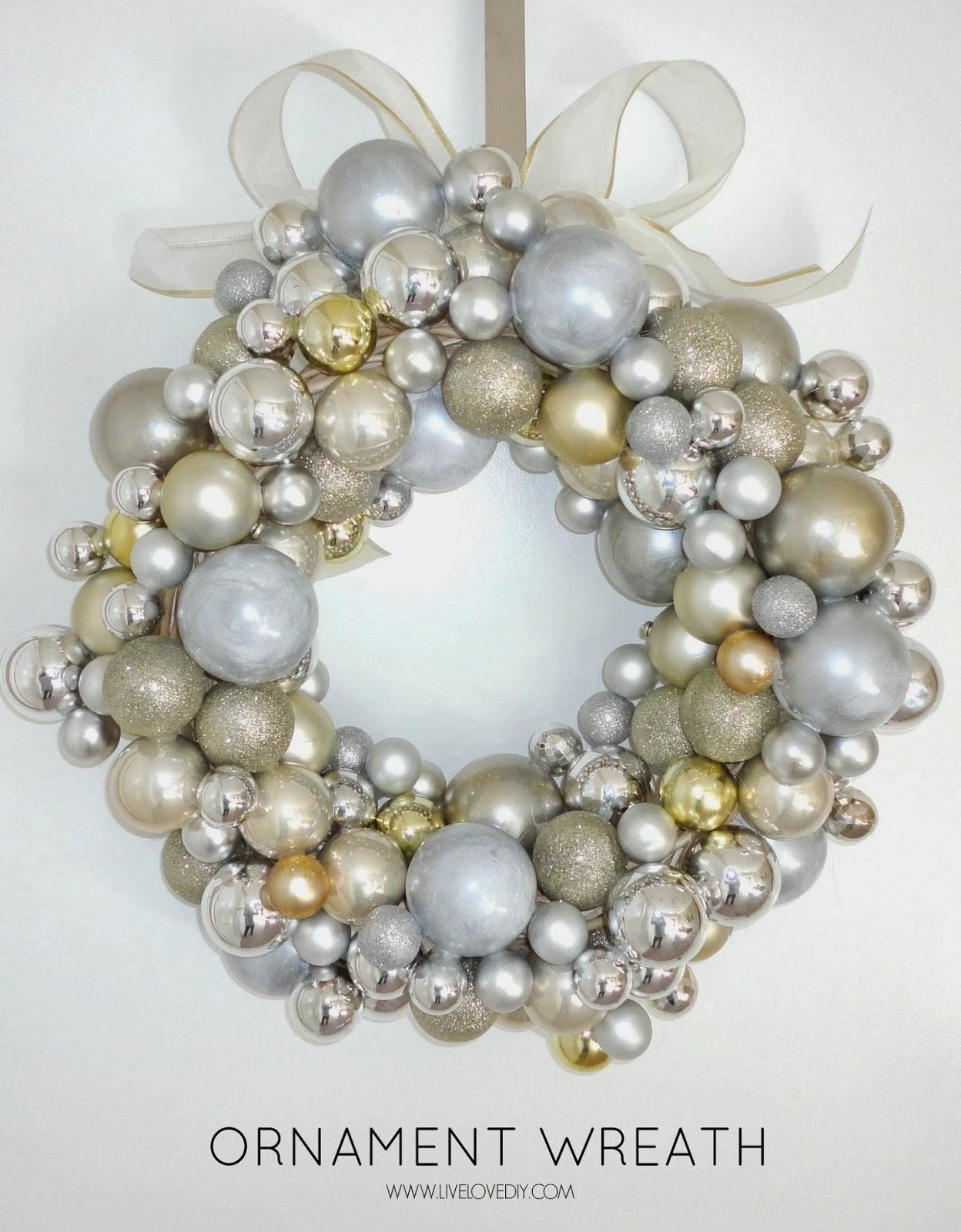 Two Wongs Make Right Diy Ornament Wreath
