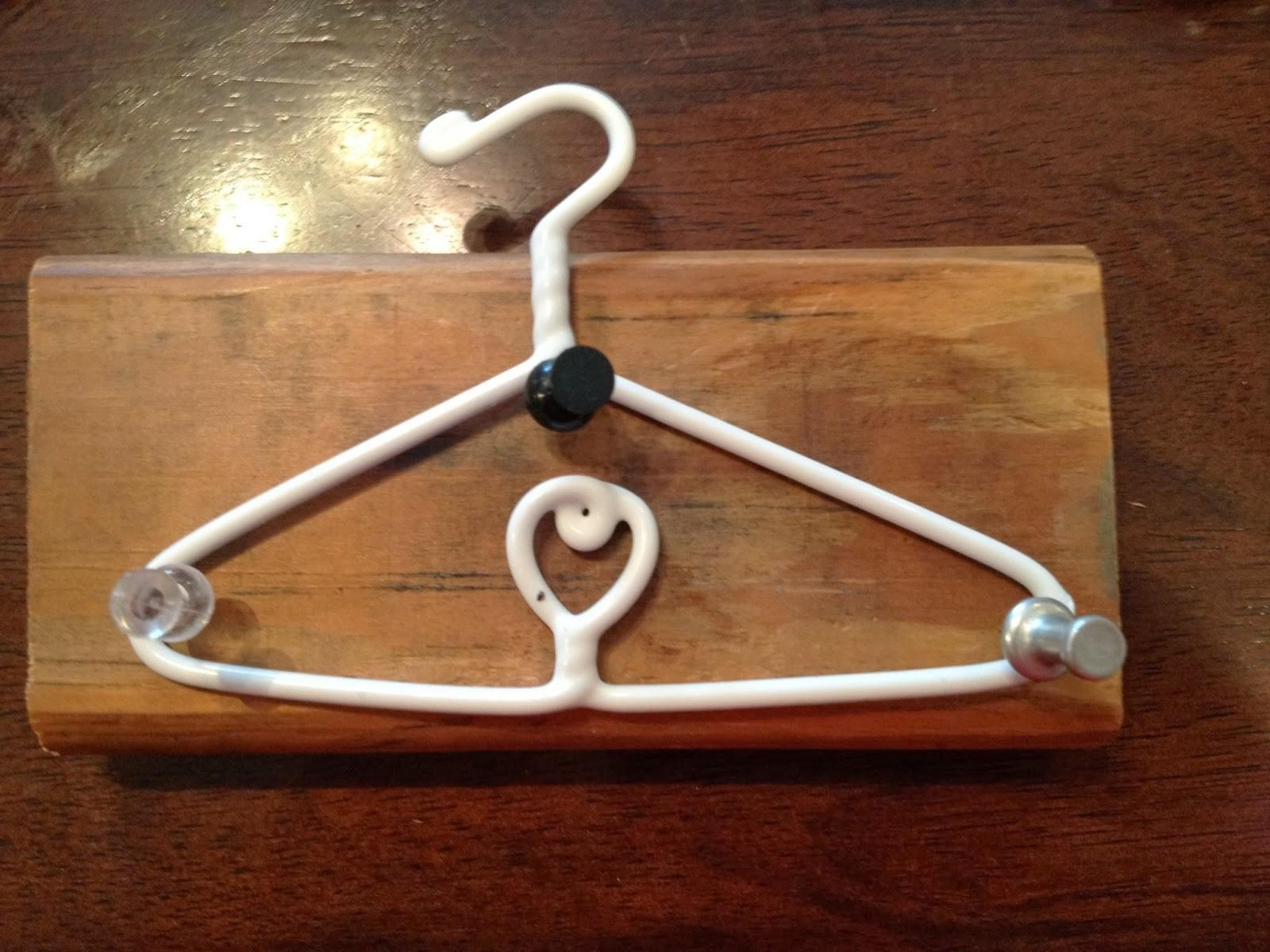 Two Yourself Diy American Girl Doll Hangers Cheap