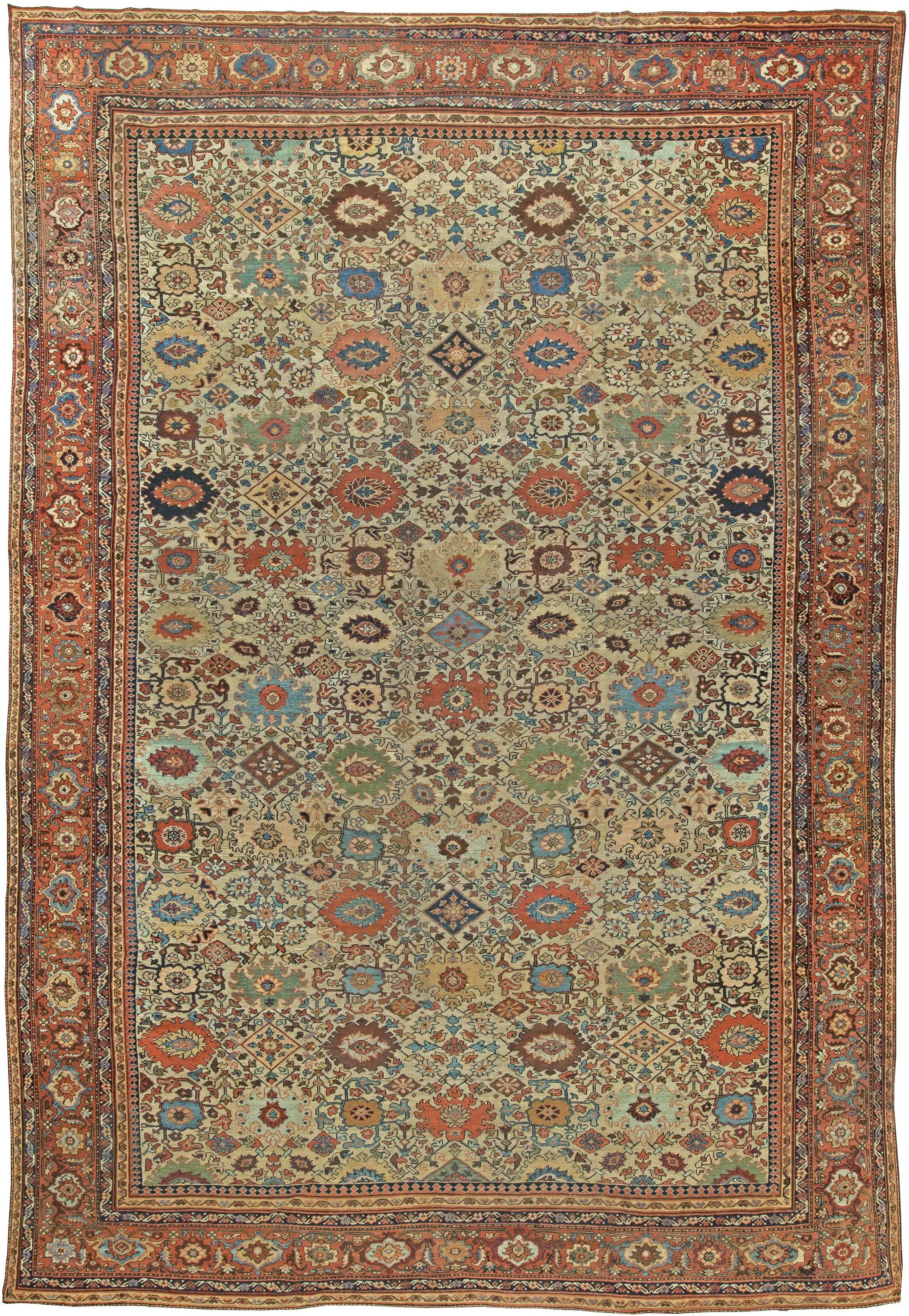 Types Antique Rugs Making Your Home Beautiful