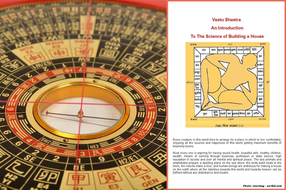 Types Conflicts Between Vastu Shastra Feng Shui