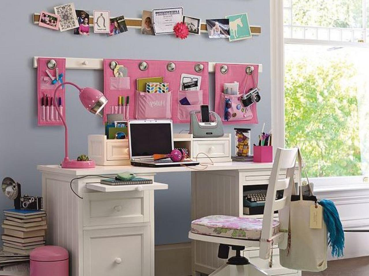 Types Cute Teenager Rooms Cool