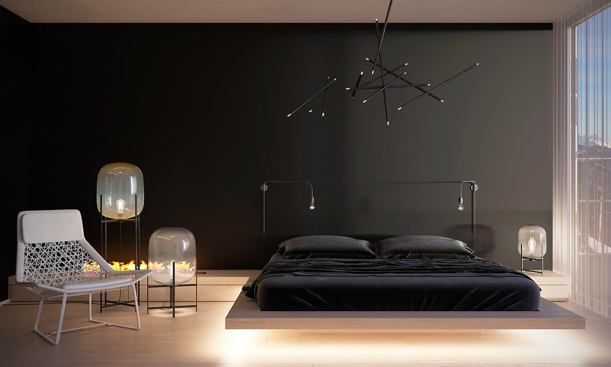 Types Minimalist Bedroom Decorating Ideas Which Looks