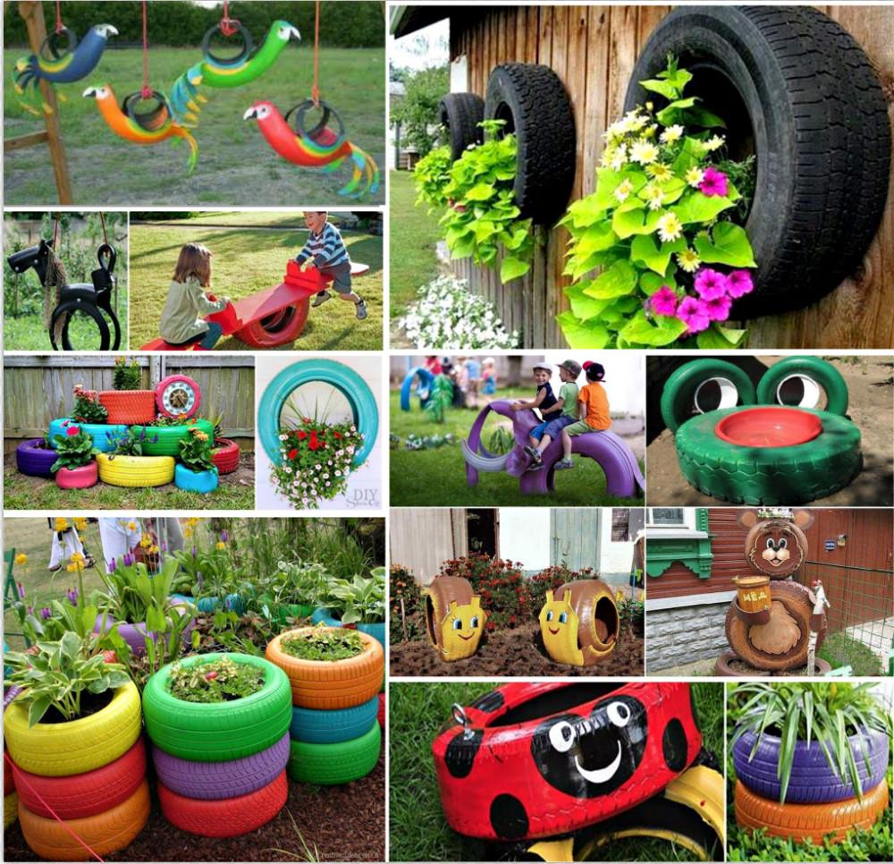 Tyre Ideas Decoration House