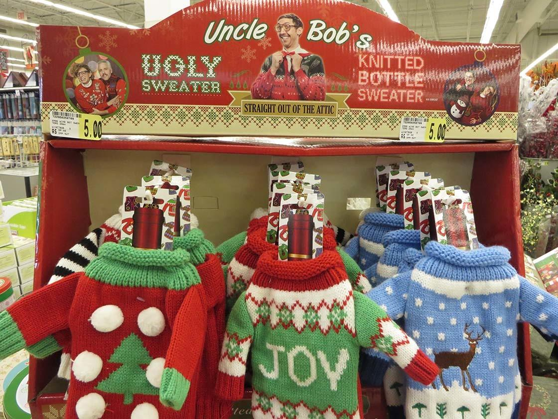 Ugly Christmas Sweater Party Clothes