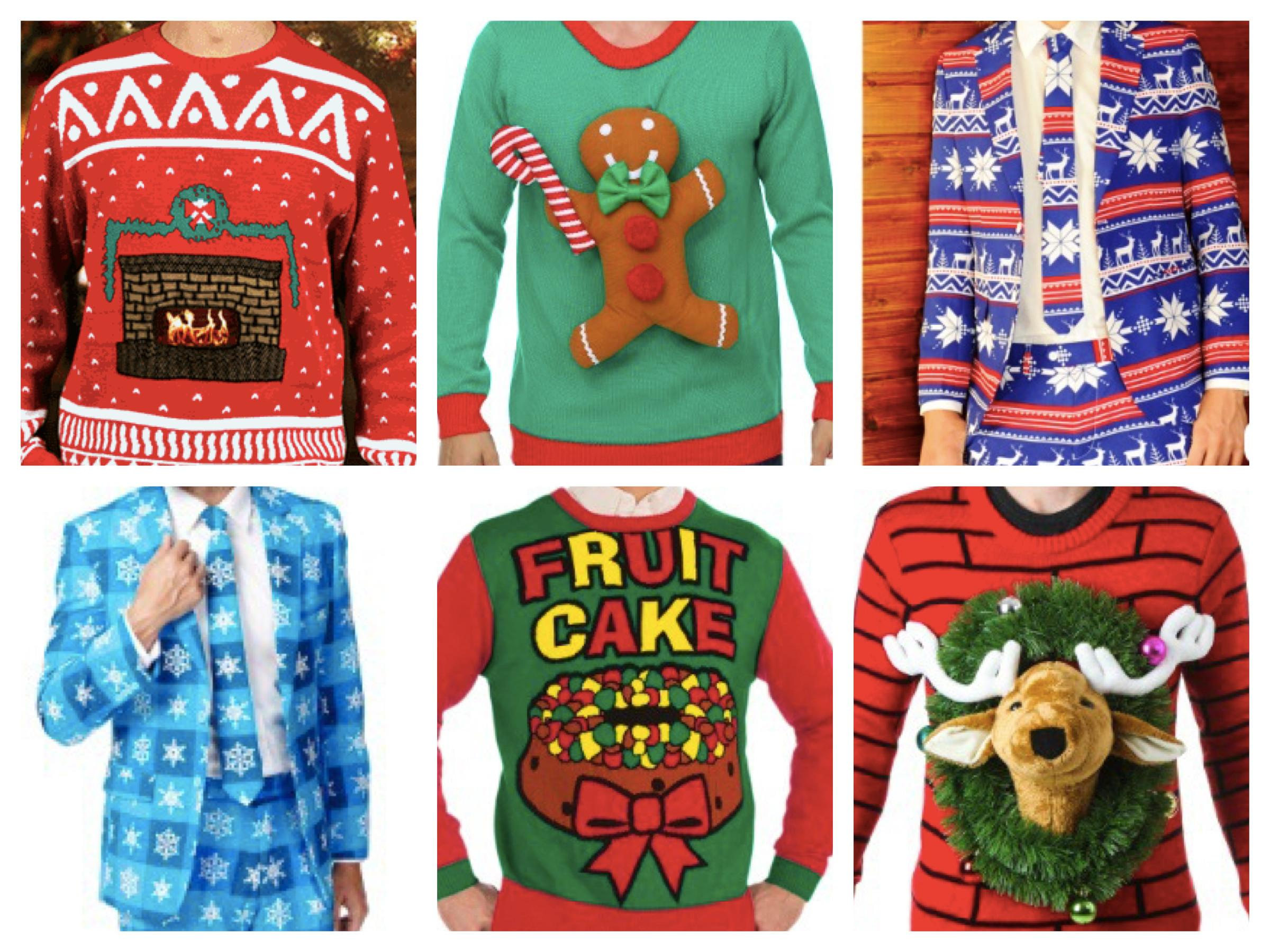Ugly Christmas Sweaters Your Sweater Holiday