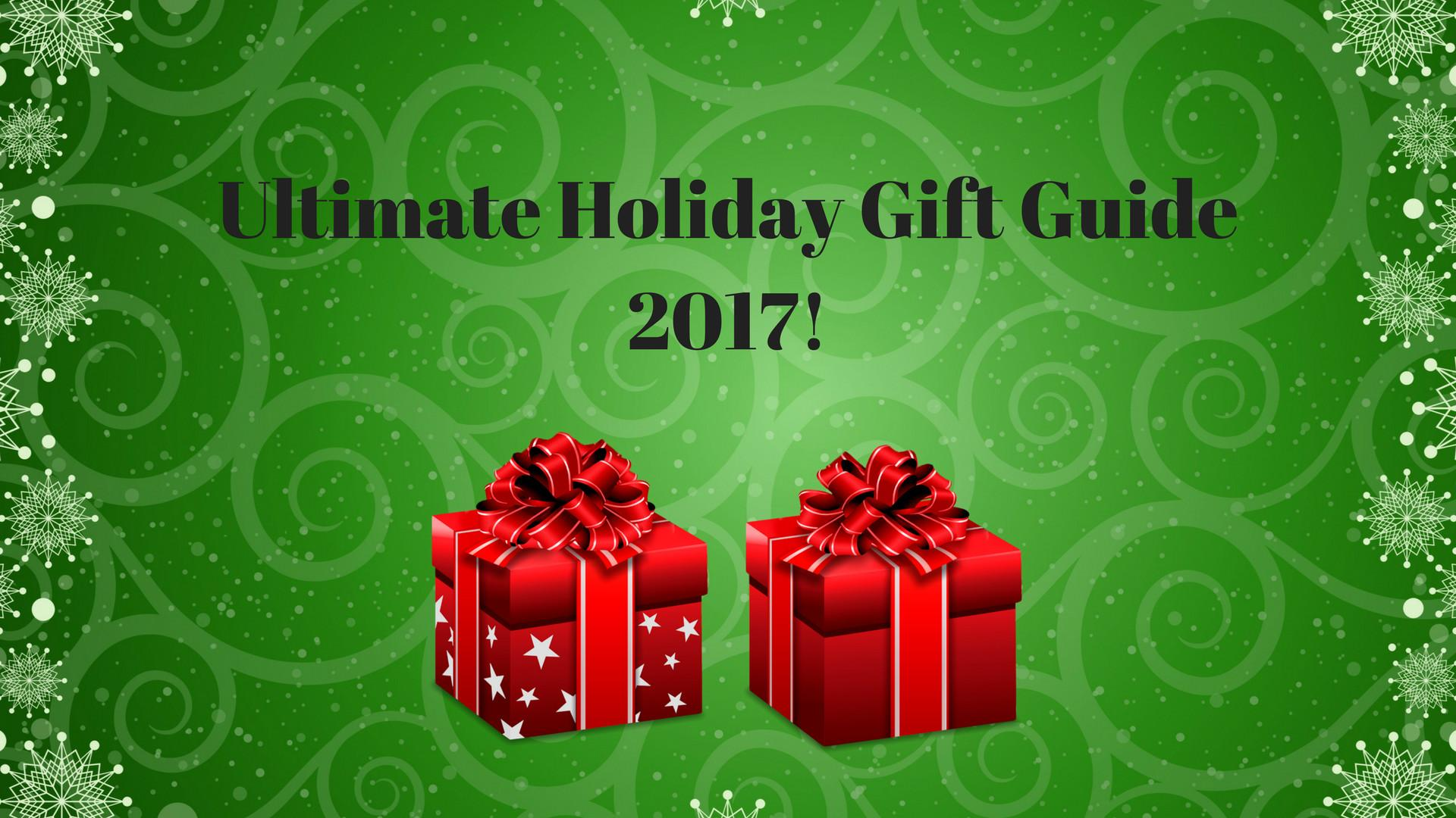 Ultimate Holiday Gift Guide 2017 Teachable Mommy