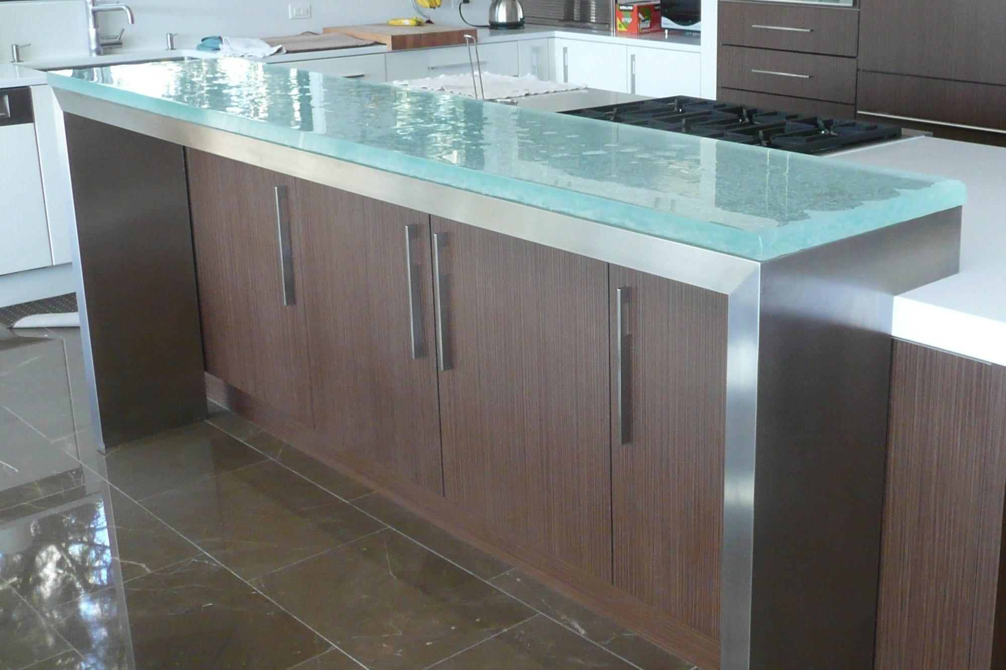 Ultimate Luxury Touch Your Kitchen Decor Glass