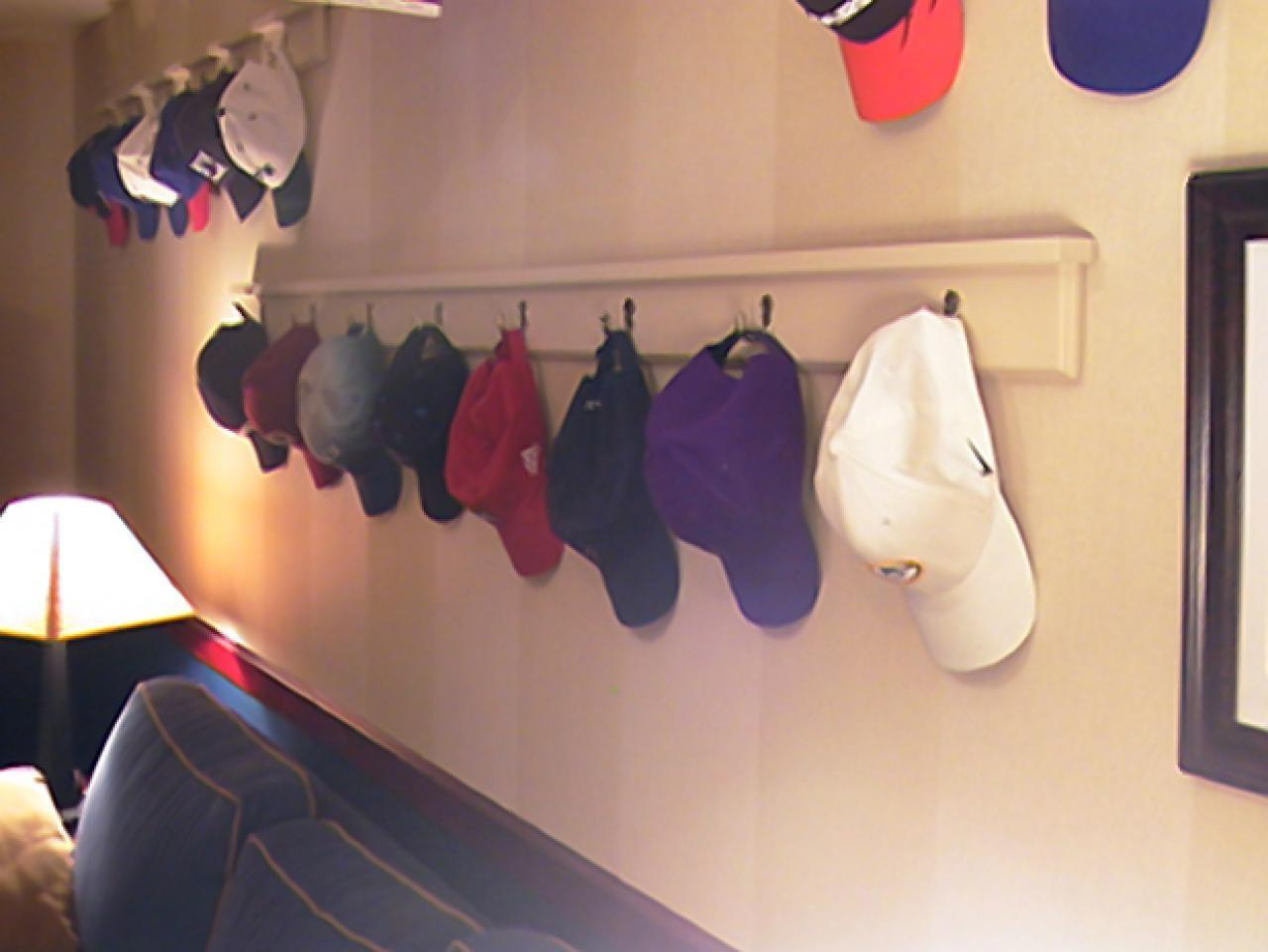 Ultimate Sports Cap Hanger