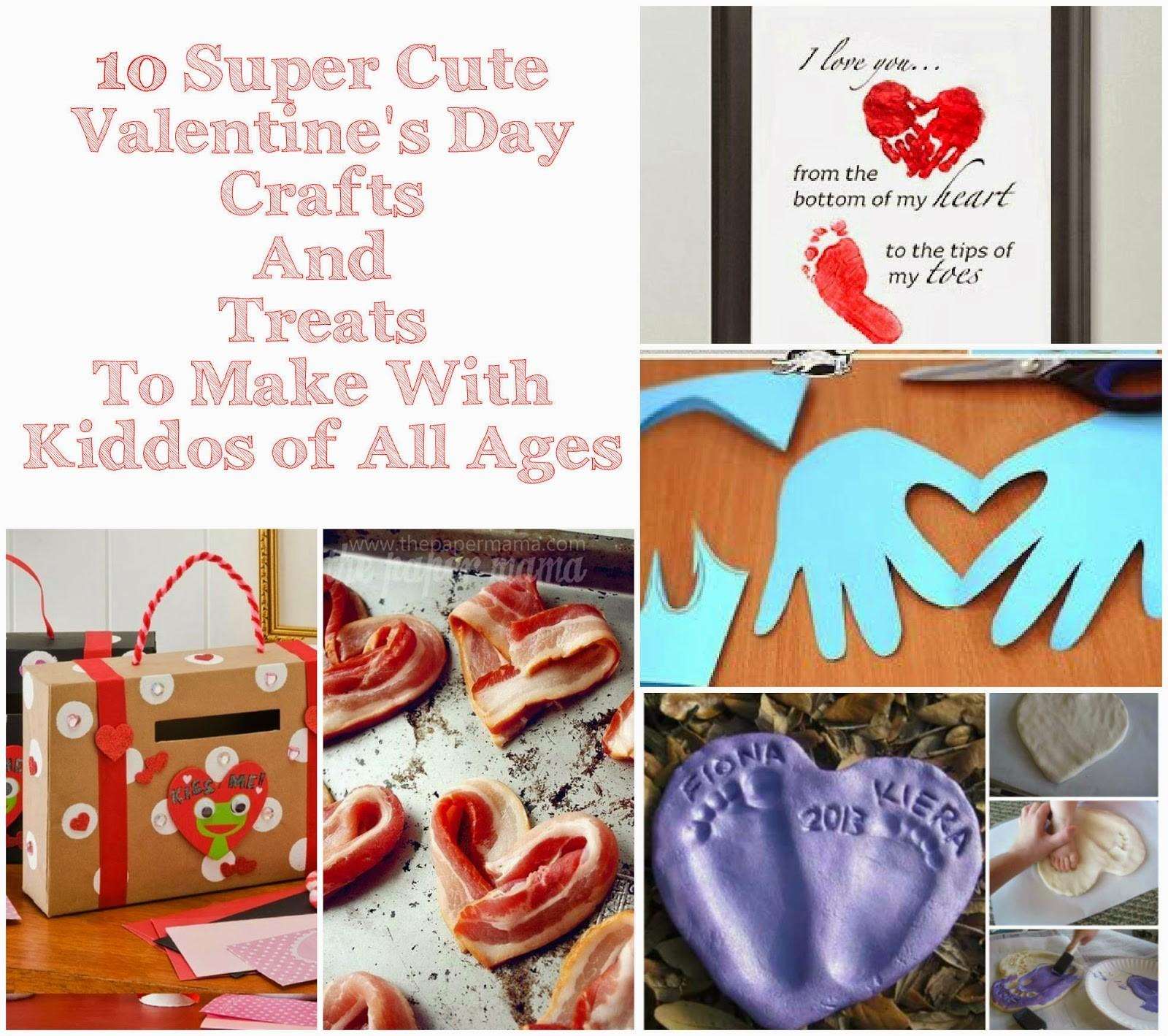 Ultra Easy Valentine Day Diy Treats Crafts Gifts