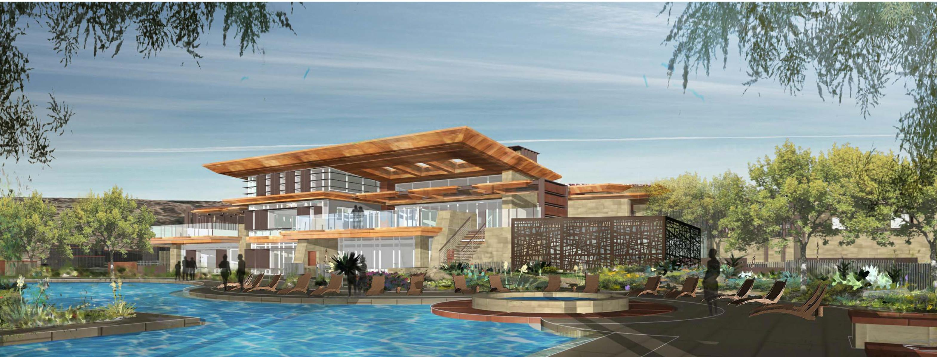 Ultra Exclusive Ascaya Clubhouse Luxury Living