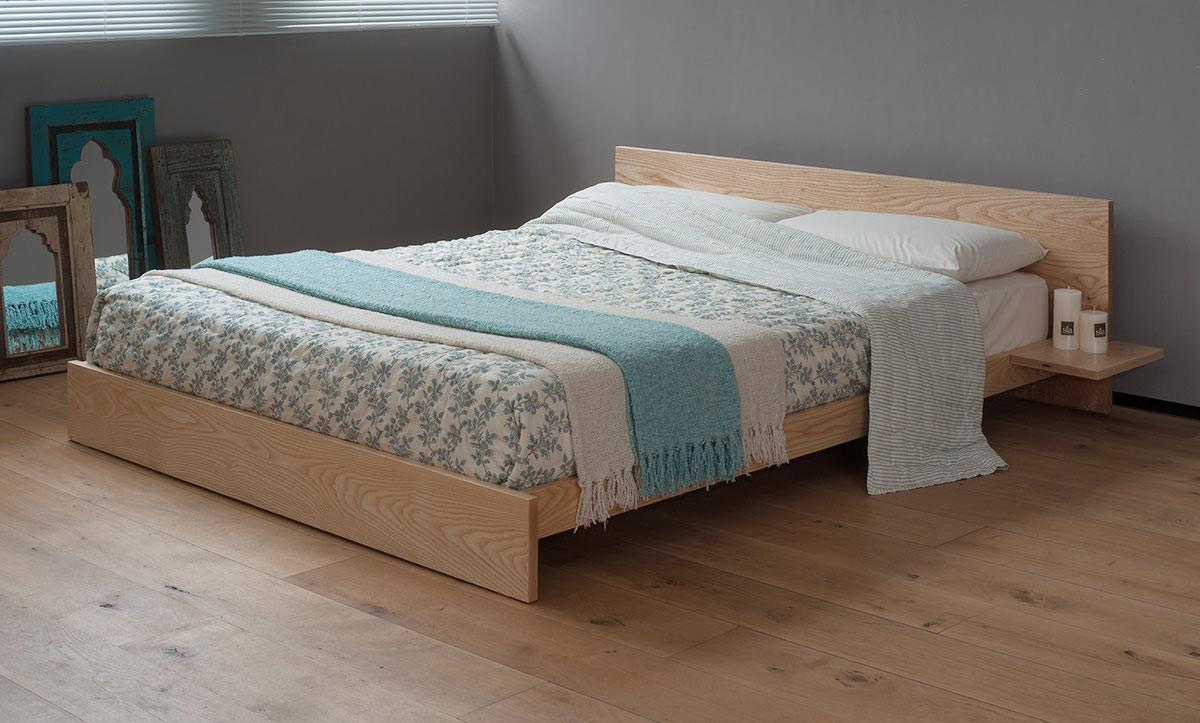 Ultra Low Beds Collection Natural Bed Company