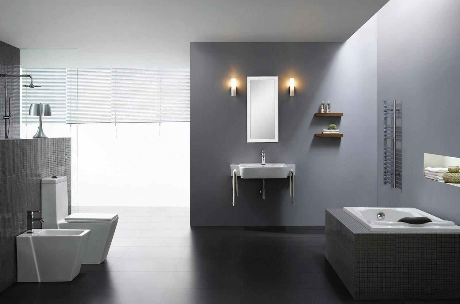 Ultra Modern Bathroom Designs Home Design