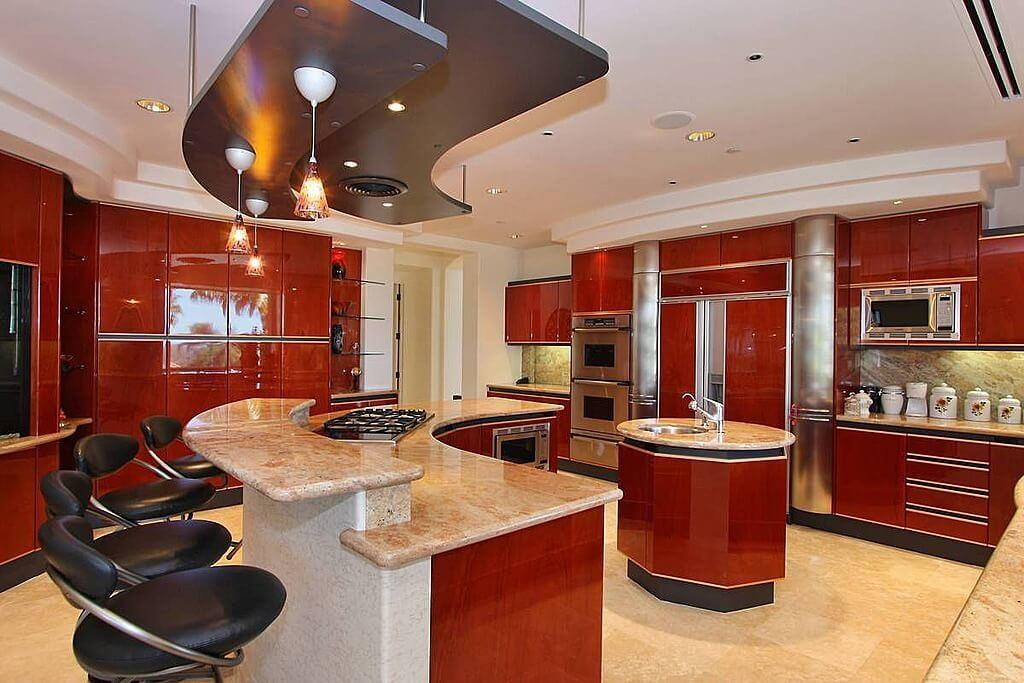 Ultra Modern Custom Kitchen Designs Part