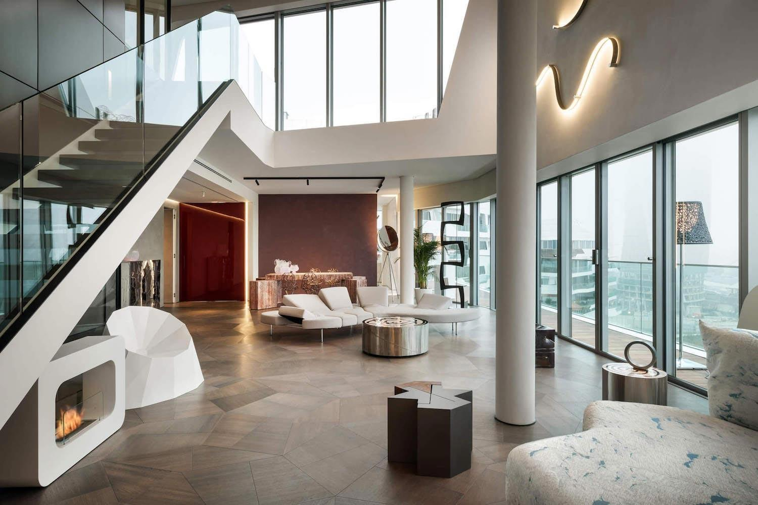 Ultra Modern Penthouse One Milano Contract District