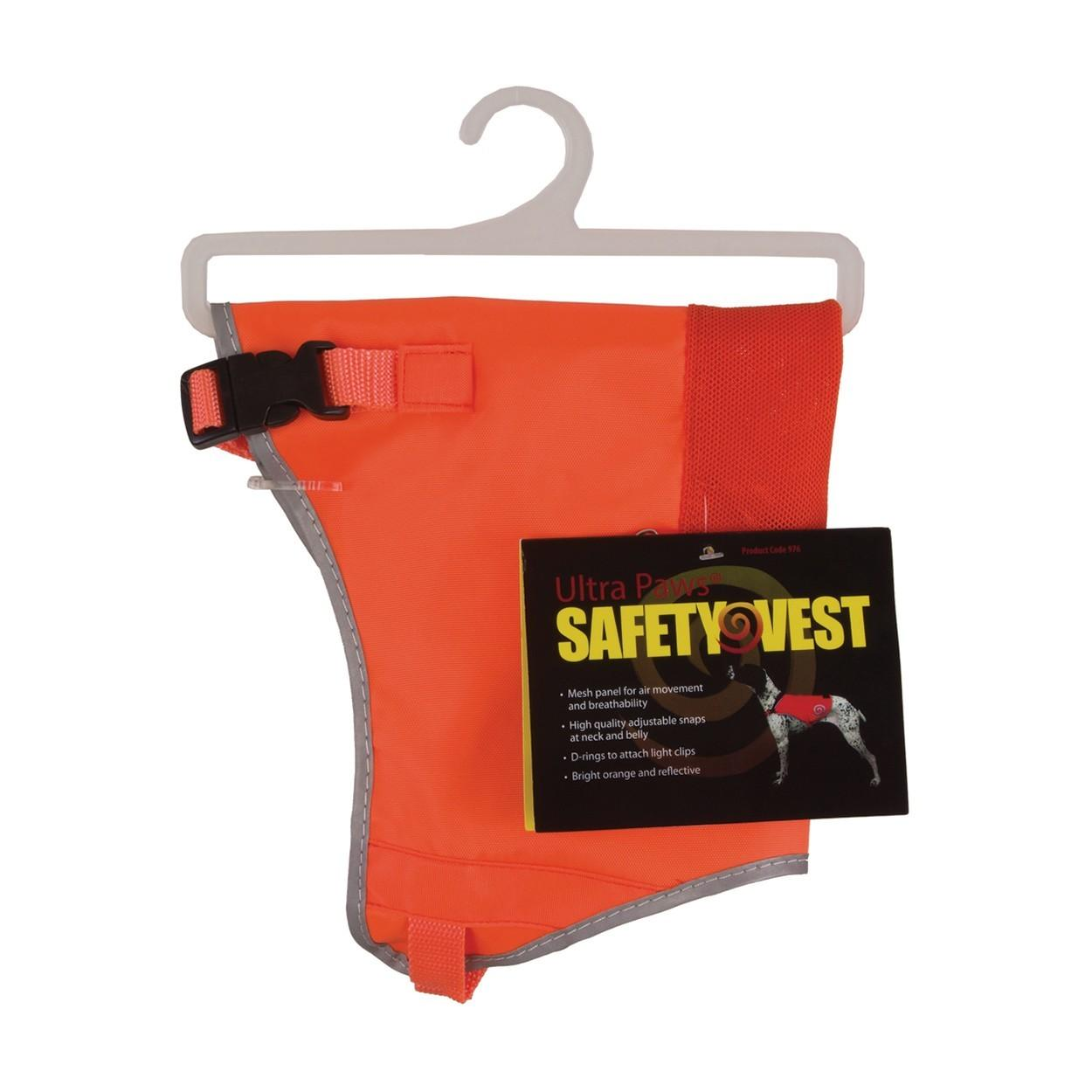 Ultra Paws Safety Reflective Vest Supply