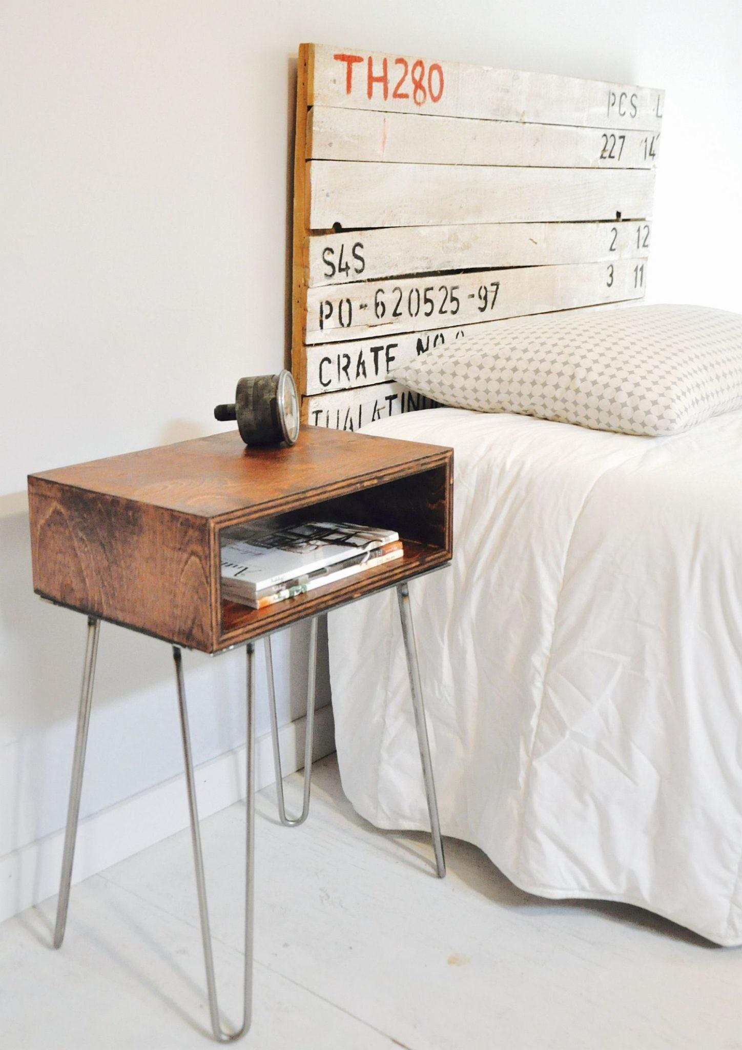 Unboxing Goodness Box Style Bedside Tables Nightstands